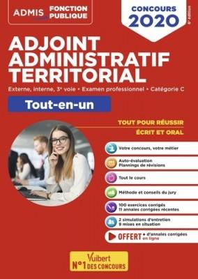 "Afficher ""Adjoint administratif territorial"""