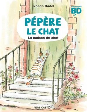 """Afficher """"Pépère le chat n° 1La maison du chat"""""""