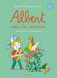 """Afficher """"Albert adore les dinosaures"""""""