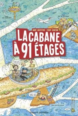 """Afficher """"La Cabane à étages n° 7 La Cabane à 91 étages"""""""