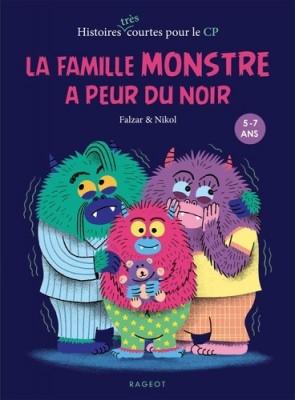 """Afficher """"La Famille mostre a peur du noir"""""""