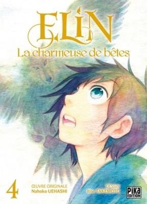 """Afficher """"Elin, la charmeuse de bêtes - série en cours n° 4 Elin, la charmeuse de bêtes - tome 4"""""""