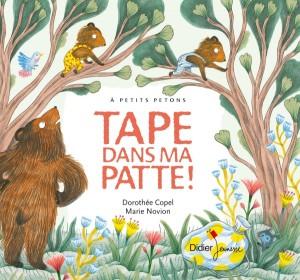 """Afficher """"Tape dans ma patte !"""""""