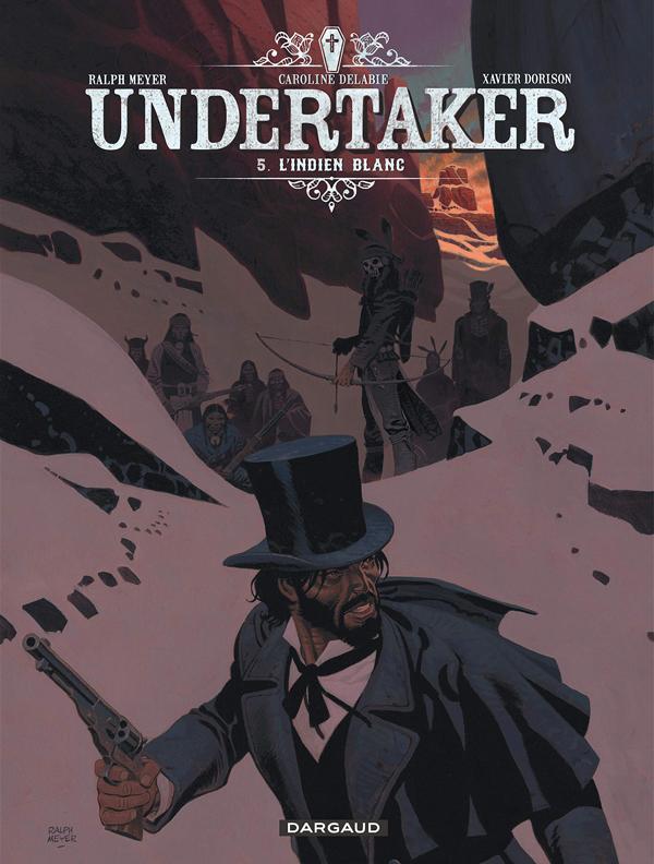 Undertaker n° 5 L'Indien blanc