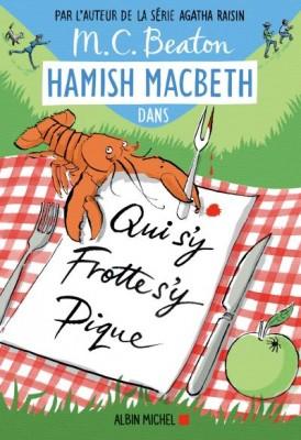 """Afficher """"Hamish Macbeth n° 3 Qui s'y frotte s'y pique"""""""