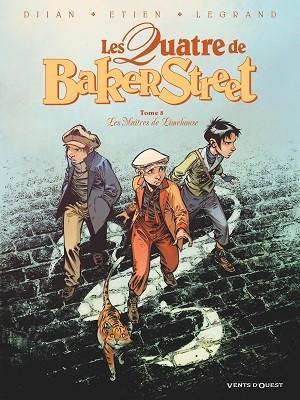 """Afficher """"Les quatre de Baker Street."""""""