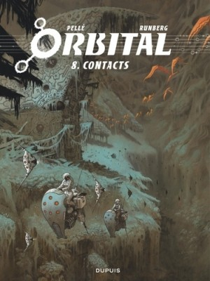 """Afficher """"Orbital n° 8 Contacts"""""""