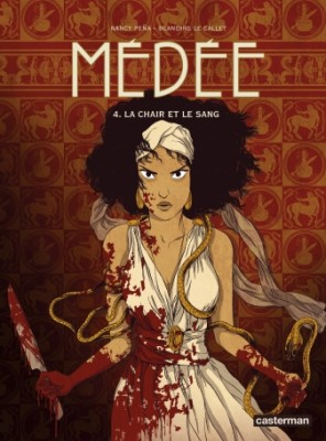 """Afficher """"Médée n° 4 La chair et le sang"""""""