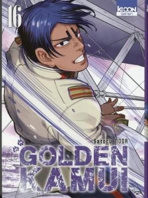 """Afficher """"Golden kamui n° 16"""""""