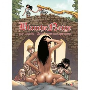 """Afficher """"Blanche Neige n° vol. II La princesse aux sept nains"""""""