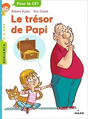 """Afficher """"Le trésor de papi"""""""