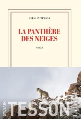vignette de 'La panthère des neiges (Sylvain Tesson)'