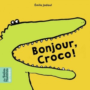 """Afficher """"Bonjour, Croco !"""""""