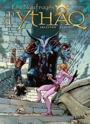 """Afficher """"Les naufragés d'Ythaq n° 16 Les assiégés de Glèbe"""""""