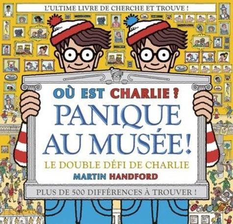 """<a href=""""/node/18008"""">Où est Charlie ? Panique au musée ! Le double défi de Charlie</a>"""
