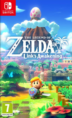 "Afficher ""THE LEGEND OF ZELDA : Link's awakening"""