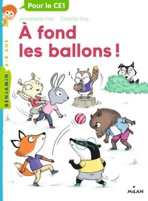 """Afficher """"Pour le CE1 À fond les ballons !"""""""