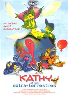 "Afficher ""Kathy et les extra-terrestres"""