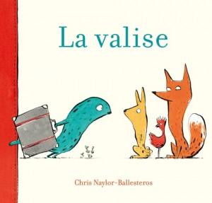 vignette de 'La valise (Chris Naylor-Ballesteros)'
