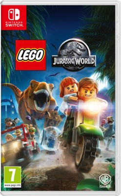 "Afficher ""LEGO JURASSIC WORLD"""