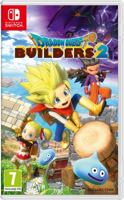 "Afficher ""DRAGON QUEST BUILDERS 2"""