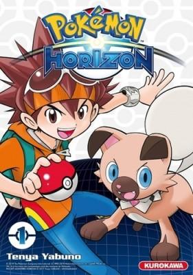 """Afficher """"Pokémon horizon n° 1"""""""
