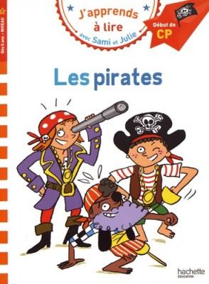 """Afficher """"J'apprends à lire avec Sami et JulieLes pirates"""""""