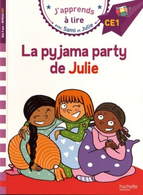 "Afficher ""La Pyjama party de Julie"""