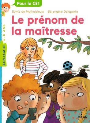 """Afficher """"Le Prénom de la maîtresse"""""""