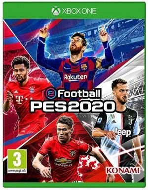 """Afficher """"eFootball PES n° 2020 eFootbal PES 2020"""""""