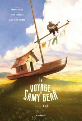 """Afficher """"Le voyage de Samy Bear"""""""