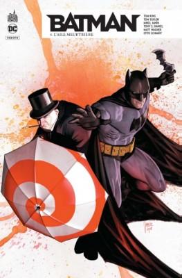 "Afficher ""Batman rebirth n° 9 L'aile meurtrière"""