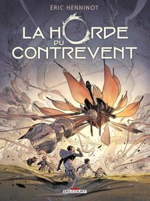 """Afficher """"La horde du Contrevent n° 2 l'Escadre frêle"""""""