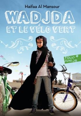 "Afficher ""Wadjda et le vélo vert"""