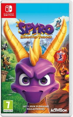 "Afficher ""Spyro Spyro Reignited Trilogy"""