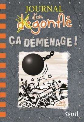 """Afficher """"Journal d'un dégonflé n° 14 Ca déménage !"""""""
