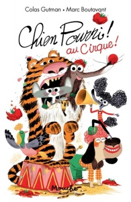 """Afficher """"Chien pourri au cirque"""""""