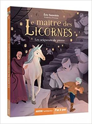 """Afficher """"Maître des licornes (Le) n° 5 Seigneurs de pierre (Les)"""""""