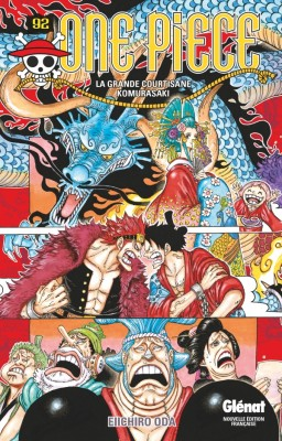 "Afficher ""One piece n° 92 La Grande courtisane Komurasaki"""