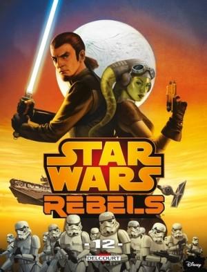 """Afficher """"Star wars Rebels n° 12 Star wars rebels, 12"""""""