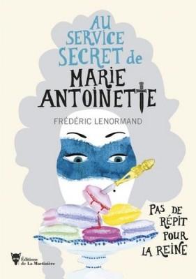 """Afficher """"Au service secret de Marie Antoinette"""""""