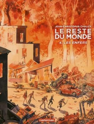 """Afficher """"Le Reste du monde n° 4 Les Enfers"""""""