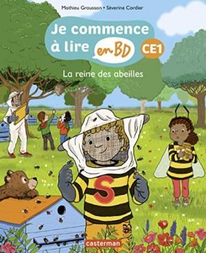 """Afficher """"La reine des abeilles, ce1"""""""