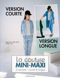 """Afficher """"La couture mini-maxi"""""""
