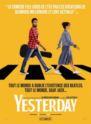 vignette de 'Yesterday (Danny Boyle)'