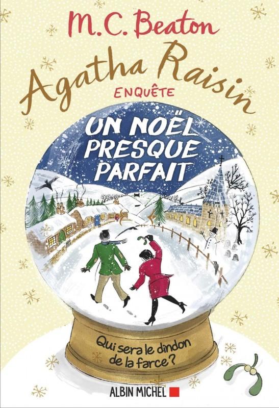 Agatha Raisin enquête Un Noël presque parfait