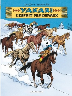 """Afficher """"Yakari n° 40 L'esprit des chevaux"""""""