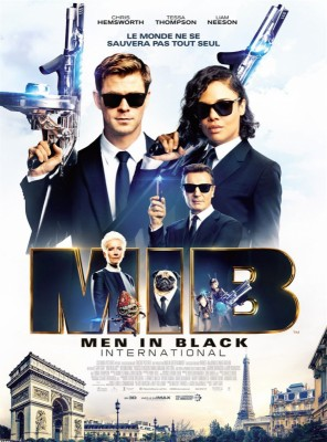 "Afficher ""Men in black Men in black 4"""