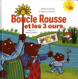 """Afficher """"Boucle Rousse et les 3 ours"""""""