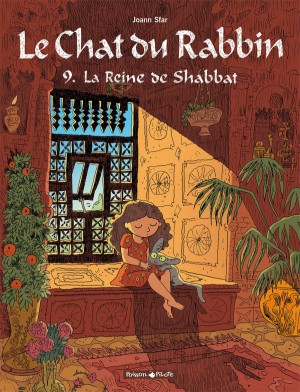 "Afficher ""Le chat du rabbin."""